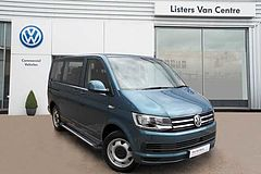 Volkswagen Transporter T30 Shuttle SE SWB 2.0TDI 102PS BMTT3 **Side Steps**