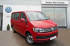 Volkswagen Transporter T30 Shuttle SE SWB 2.0TDI 102PS BMTT3 **Front & Rear Parking Sensors**