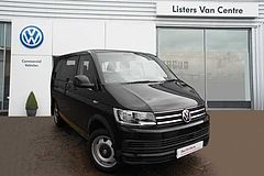 Volkswagen Transporter T30 Shuttle SE SWB 2.0TDI 150PS BMTT3 **Front & Rear Parking Sensors**