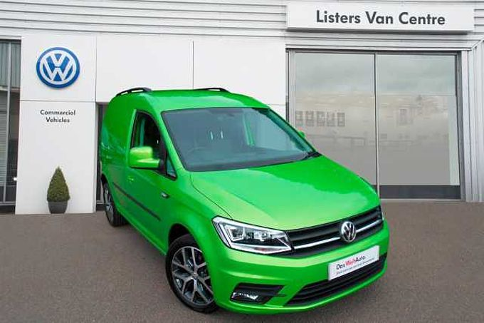 Volkswagen Caddy 2.0 TDI (150PS) C20 Highline DSG *Bi-Xenon Lights*