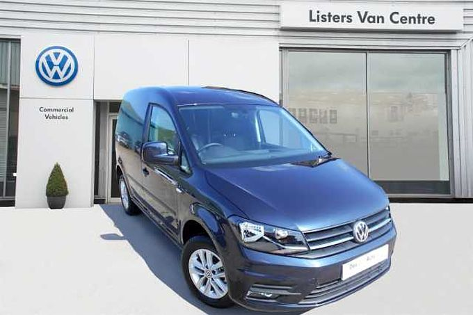 Volkswagen Caddy 2.0 TDI (102PS) C20 Highline BMT Panel Van **Nav**Rear Parking Sensors**Cruise**Bluetooth**