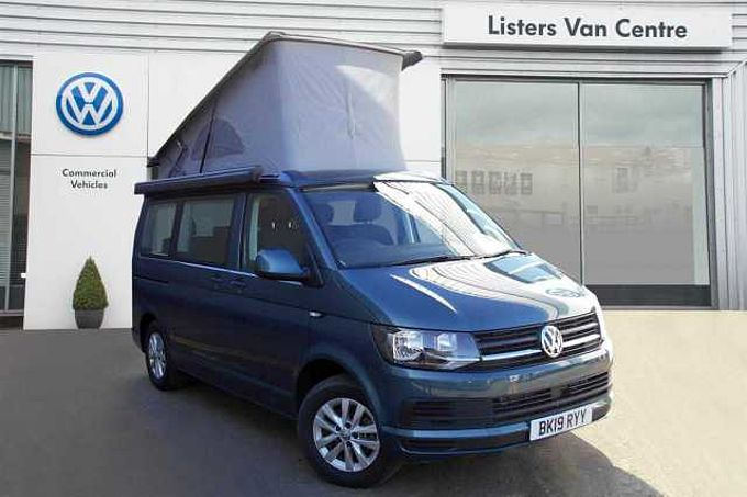Volkswagen California Beach 2.0TDI 150PS EU6 BMT DSG **6 Seats**DSG Gearbox**Awning**Aux Heater**