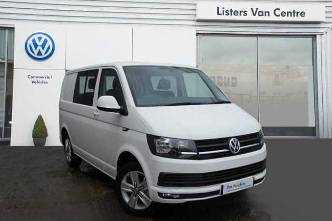 Volkswagen Transporter Kombi 2.0TDI 150 T32 Highline BMT SWB **Air Conditioning**