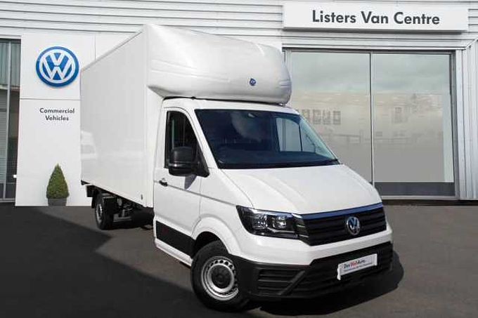 Volkswagen Crafter 2.0TDI (177Ps)(EU6) CR35 LWB Luton **Luton Body Conversion**Tail Lift**