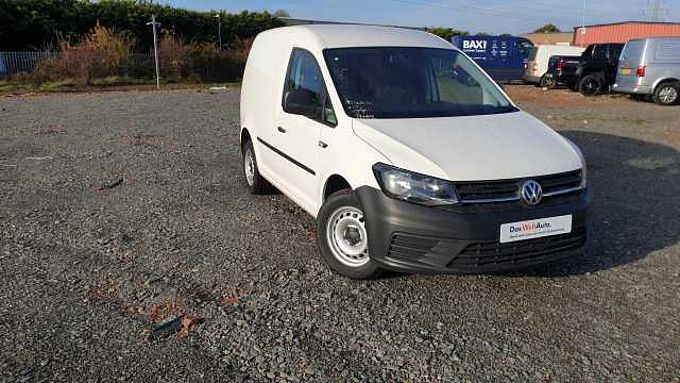 Volkswagen Caddy C20 Diesel **Business Pack** 2.0 TDI BlueMotion Tech 75PS Startline Van