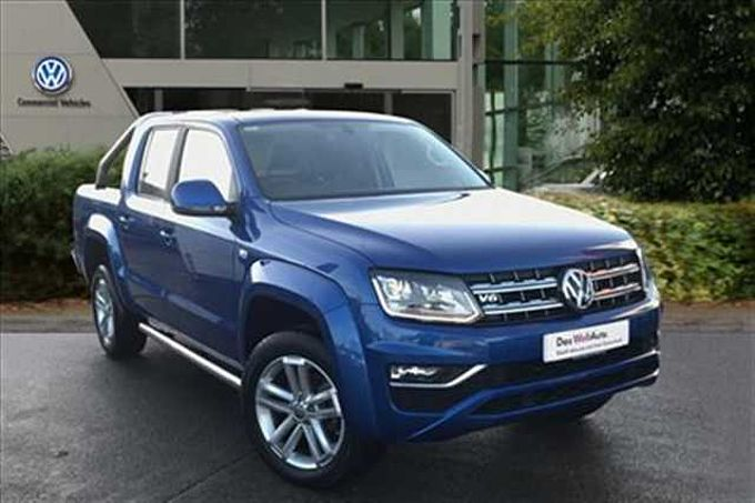 Volkswagen Amarok Highline 3.0TDI V6 224PS Highline 4M Picku