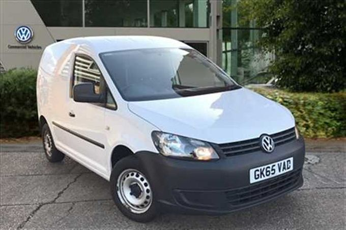 Volkswagen Caddy 1.6 TDI (102PS) C20 Startline Panel Van