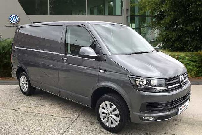 Volkswagen Transporter Panel Van 2.0TDI (150PS)Eu6 T28 Highline SWB