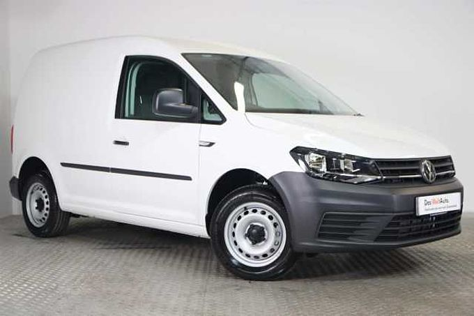 Volkswagen Caddy Panel Van 1.2 TSI 84PS Eu6 C20 Startline (A