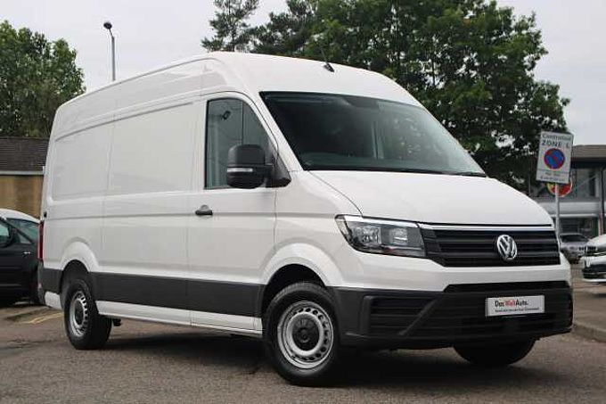 Volkswagen Crafter Cr35 Mwb Diesel 2.0 TDI 140PS Trendline High Roof Van