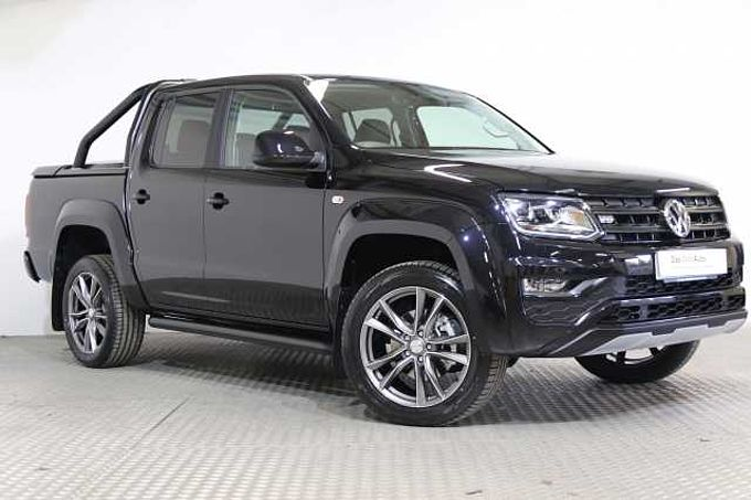 Volkswagen Amarok Highline 3.0TDI V6 258PS Highline 4M PickUp BLACK PACK