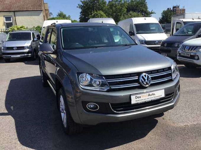 Volkswagen Amarok 2.0BiTDi 180 Highline BMT 4MOTION Pick-Up DSG
