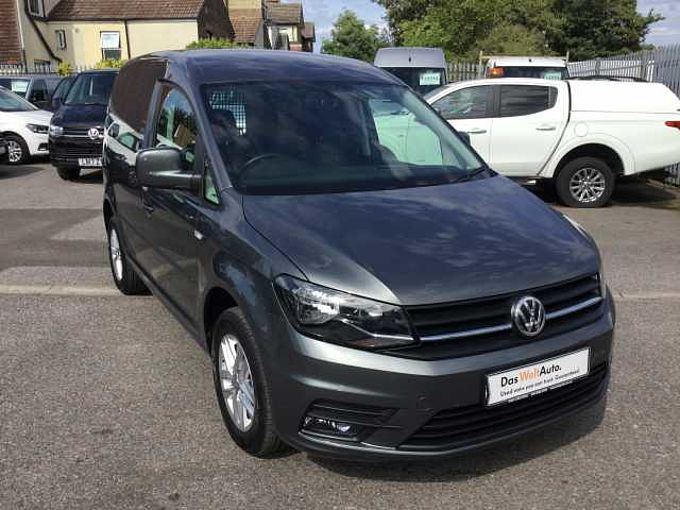 Volkswagen Caddy 2.0 TDI (102PS) C20 Highline BMT SWB P/V EU6