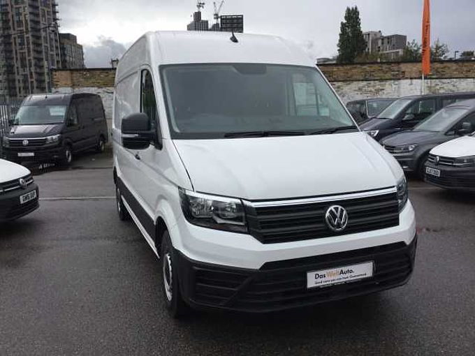 Volkswagen Crafter Cr35 Mwb Diesel 2.0 TDI 140PS Trendline MWB High Roof Van