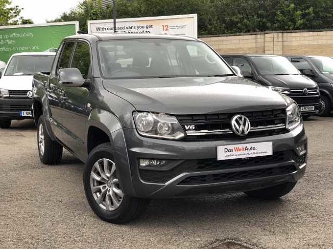Volkswagen Amarok 2.0BiTDi (163PS) T/line 4MOTION Sel Pick-Up