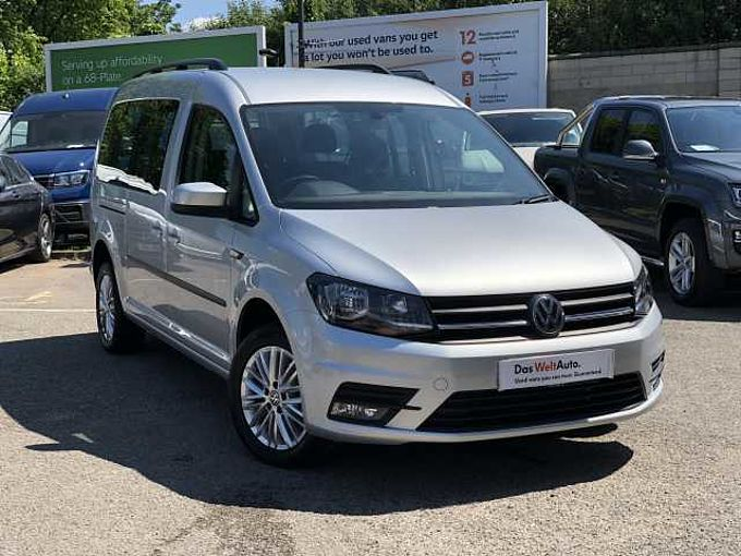 Volkswagen Caddy Maxi Life 2.0 TDI 150PS C20 EU6 7 Seats DSG