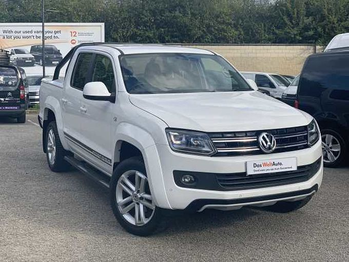 Volkswagen Amarok Atacama 2.0BiTDi 180PS Atacama 4MOTION Sel Pick-Up