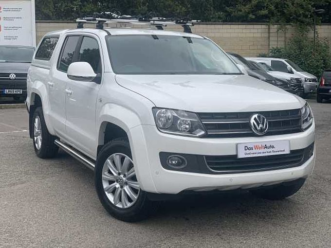 Volkswagen Amarok 2.0BiTDi 180 Highline BMT Auto 4MOTION Pick-Up