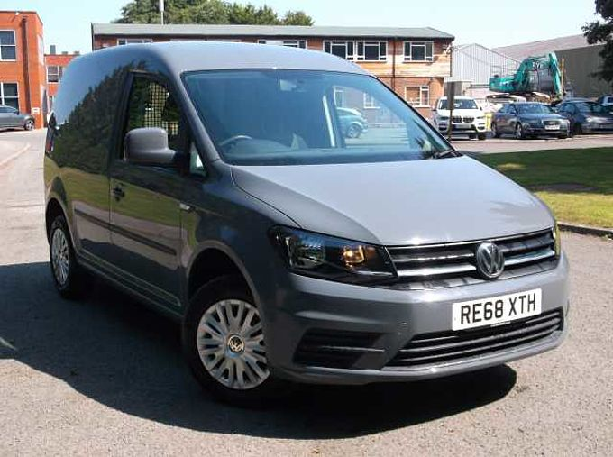 Volkswagen Caddy Panel Van 2.0 TDI (102PS) C20 Trendline BMT Panel Van