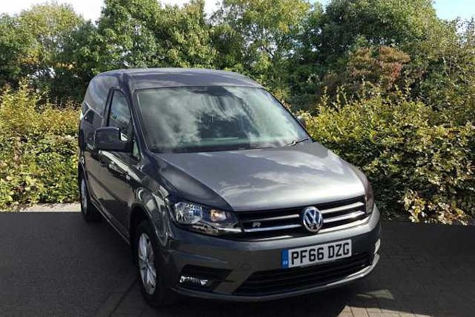 Volkswagen Caddy Panel Van 2.0 TDI (140PS) C20 Highline DSG
