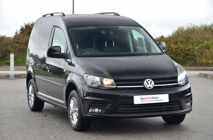 Volkswagen Caddy C20 Diesel 2.0 TDI BlueMotion Tech 102PS Highline Van