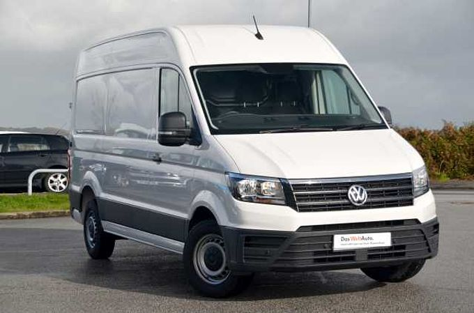 Volkswagen Crafter Cr35 Mwb Diesel 2.0 TDI 177PS Trendline High Roof Van
