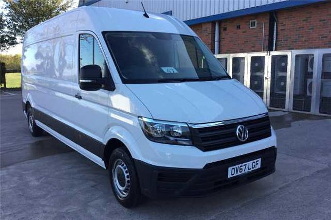 Volkswagen Crafter Cr35 Lwb Diesel 2.0 TDI 177PS Startline High Roof Van