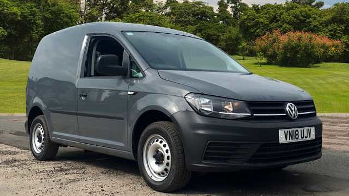 Volkswagen Caddy Panel Van 1.2 TSI 84PS Eu6 C20 Startline BMT