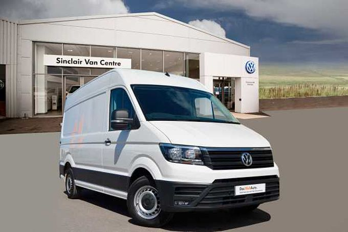 Volkswagen Crafter 2.0TDI (102PS) CR35 MWB Highline Panel Van