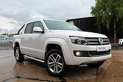 Volkswagen Amarok 2.0BiTDi (180PS) Highline 4MOTION (NAV)
