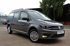 Volkswagen Caddy Maxi C20 Maxi Life 102 PS 2.0 TDI 5sp Manual-7 Seats
