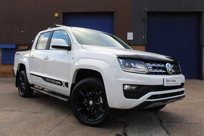 Volkswagen Amarok 3.0TDI V6 258PS Highline ' Extreme Edition' 4M