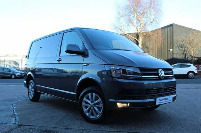 Volkswagen Transporter 2.0TDI 150PS Eu6 T28 Highline SWB