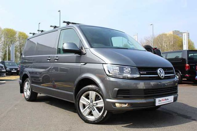 Volkswagen Transporter 2.0 Bitdi 180PS T32 Highline SWB-DSG 4MOTION