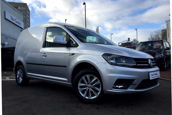Volkswagen Caddy 2.0 TDI 102PS C20 Highline BMT (NAV)