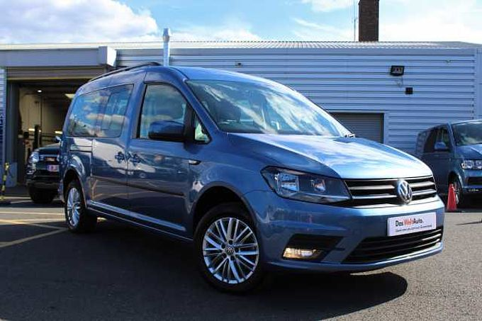 Volkswagen Caddy Maxi Life 2.0 TDI 102PS C20 7 Seats (NAV)
