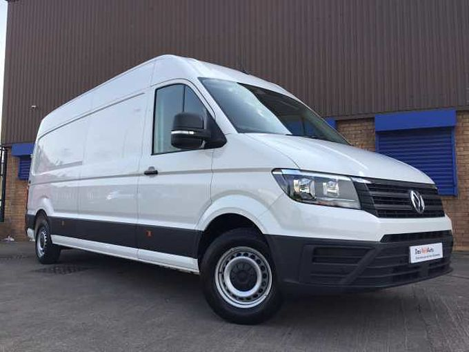 Volkswagen Crafter CR35 LWB Diesel 2.0 TDI 140PS Startline High Roof-RWD-Business Pack