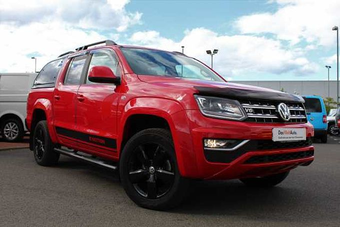 Volkswagen Amarok Highline 3.0 V6TDI 224PS EU6BMT 4M (Black Pack) -NO VAT