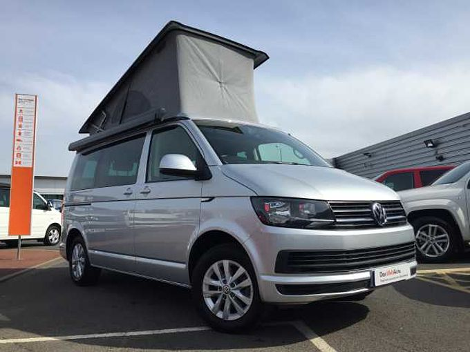 Volkswagen California Beach SWB 150 PS 2.0 TDI BMT 7sp DSG California Beach SWB 150 PS 2.0 TDI BMT 7sp DSG (NAV)