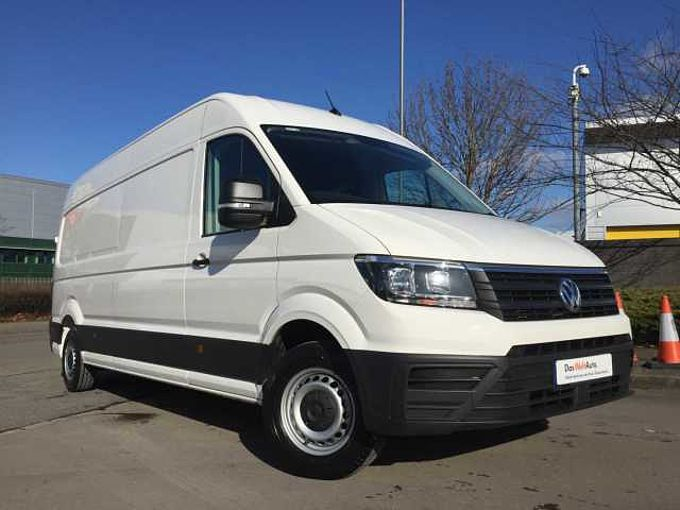 Volkswagen Crafter 2.0TDI 140PS CR35 MWB Trendline High Roof A/C