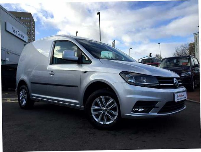 Volkswagen Caddy 2.0 TDI (102PS) C20 Highline BMT Panel Van (NAV)