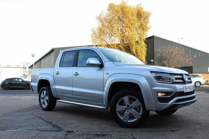 Volkswagen Amarok Highline 3.0TDI V6 258PS Nav Tech Pack-69 Plate-Delivery Miles