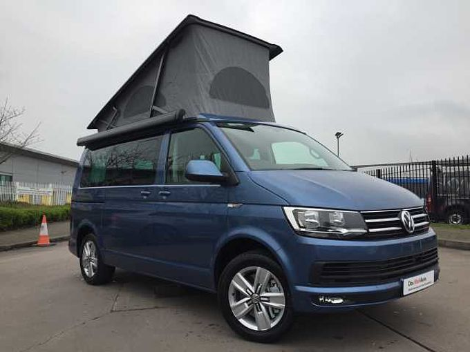 Volkswagen California Diesel Estate 2.0 TDI BlueMotion Tech Ocean 150 5dr NAV-Delivery Miles