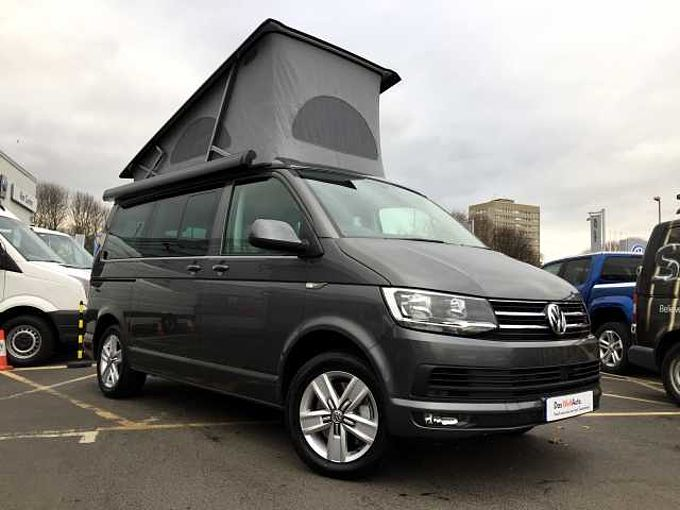 Volkswagen California Diesel Estate 2.0 TDI BlueMotion Tech Ocean 204 5dr DSG-NAV+ Delivery Mileage