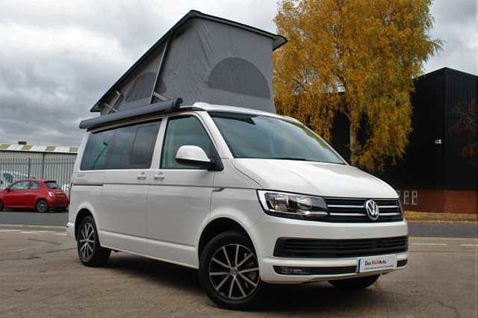 Volkswagen California Diesel Estate Ocean 2.0 TDI BlueMotion 150PS Manual Delivery Miles!