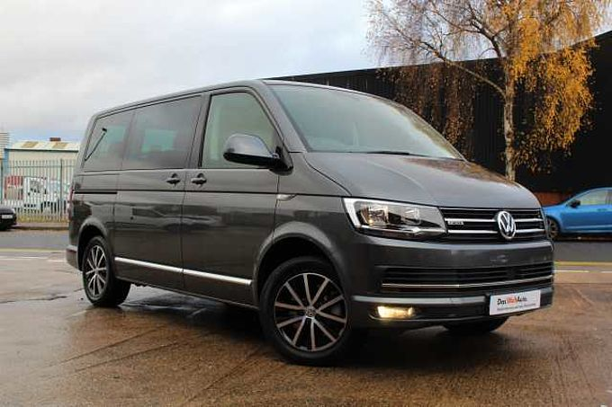 Volkswagen Caravelle 2.0BiTDI 199PS EU6 Executive (NAV) 4Motion DSG