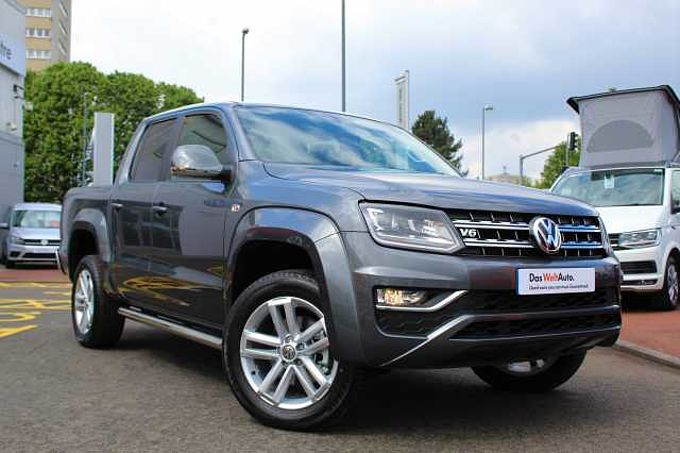 Volkswagen Amarok Highline 3.0TDI V6 258PS Highline 4Motion (NAV) *Delivery Mileage*