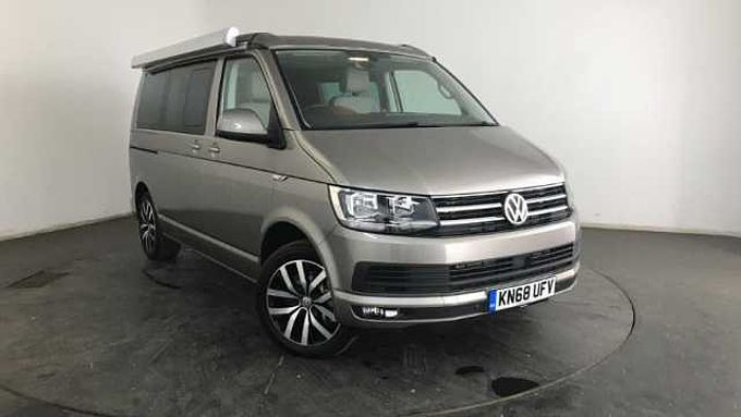 Volkswagen California Ocean SWB EU6 150 PS 2.0 TSI BMT 6sp Manual