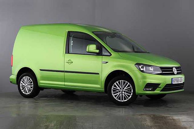 Volkswagen Caddy 2.0 TDI 102PS C20 Highline BMT  NAV-Tailgate