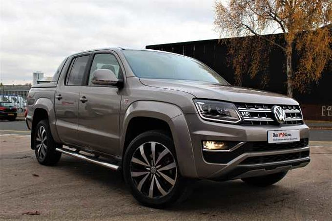 Volkswagen Amarok Highline 3.0TDI V6 258PS Highline 4M -Ergo Comfort